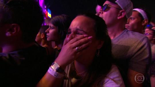 Primeira noite do Rock in Rio é marcada por muita emoção
