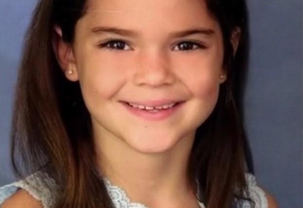 Kendall Jenner fofíssima! (Foto: Reprodução)