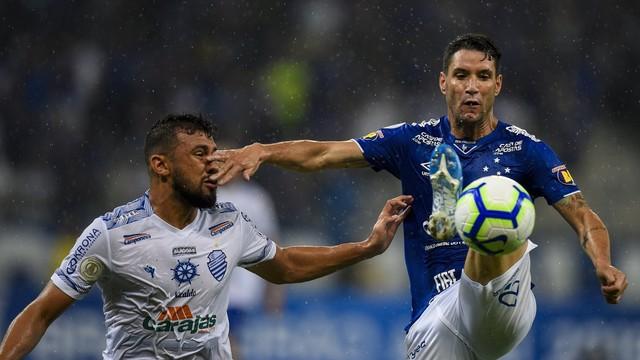 Cruzeiro x CSA