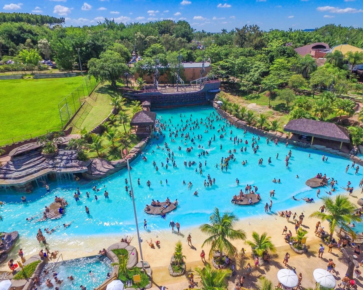 Parques aquáticos somam 180 vagas temporárias na região de Piracicaba e Campinas