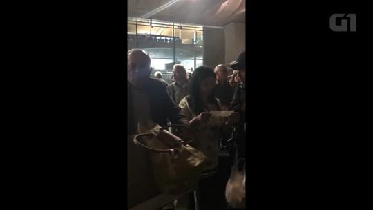 Air France diz que voo de Elba Ramalho foi adiado por razões técnicas e lamenta transtorno
