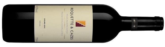 O tinto Roquette & Cazes: projeto Douro e Bordeaux