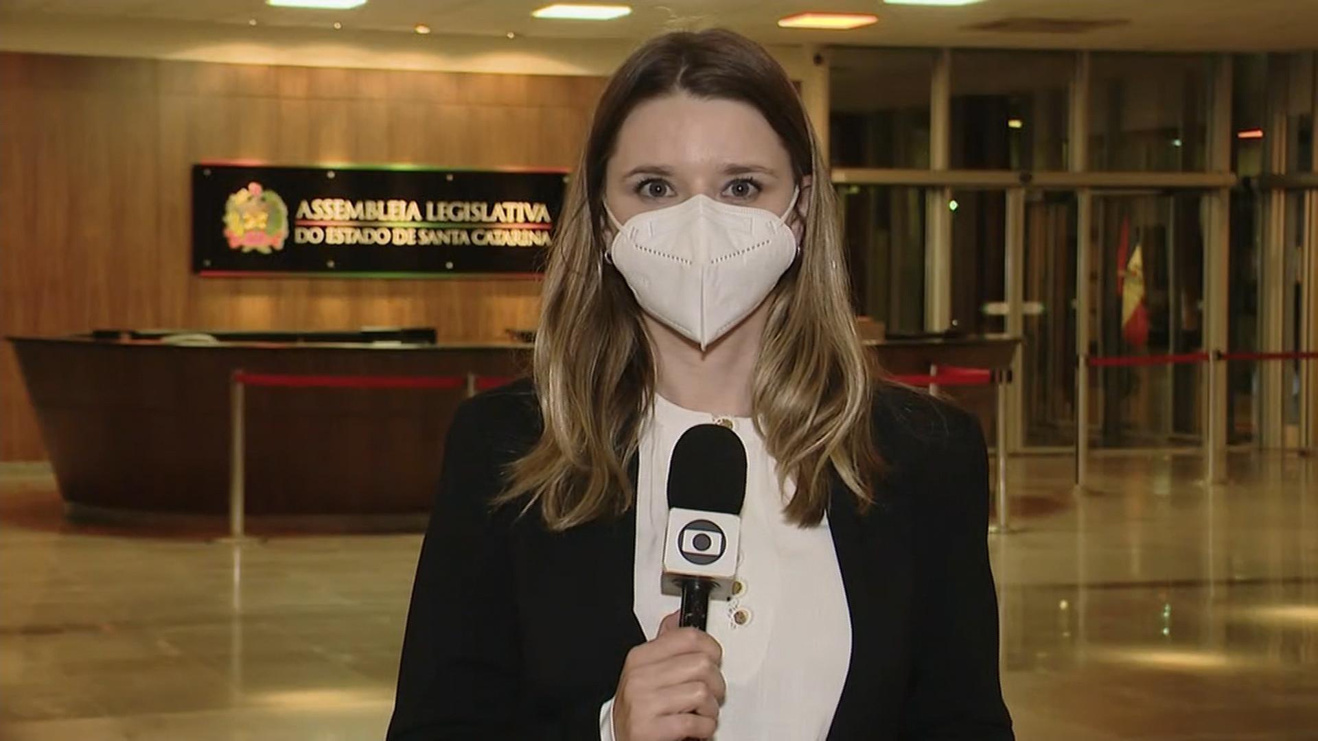 VÍDEOS: Votação da reforma da previdência dos servidores de SC