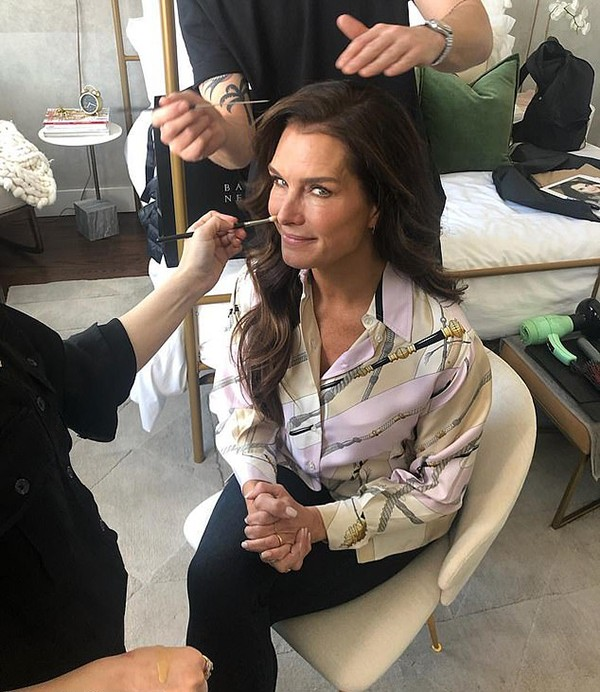 Brooke Shields (Foto: Instagram)