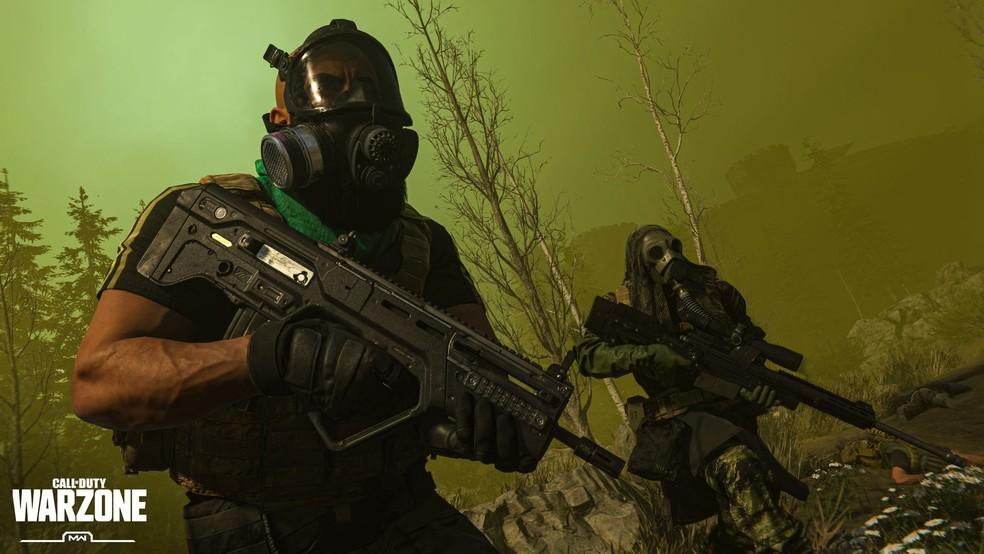 Griefing em Warzone também é estritamente proibido — Foto: Divulgação/Activision