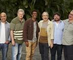 Claudio Manoel, Beto Silva, Hélio De La Peña, Reinaldo, Marcelo Madureira e Hubert, do 'Casseta & Planeta' | Divulgação