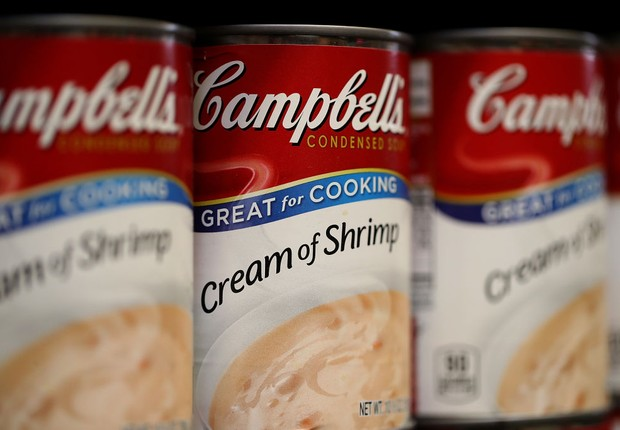 Campbell Soup (Foto: Justin Sullivan/Getty Images)