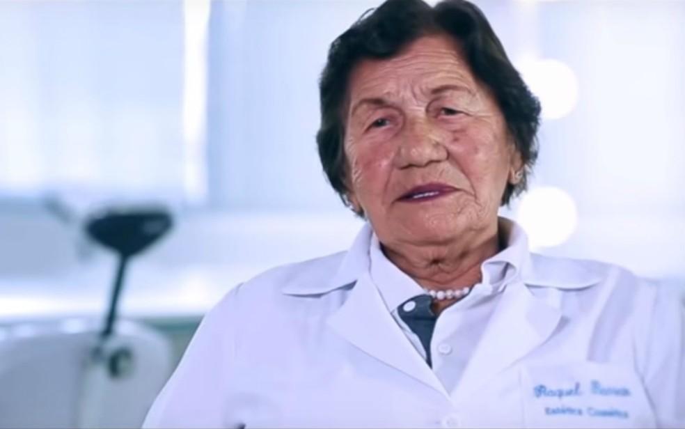 Lavradora conclui 1ª faculdade aos 90 anos depois de ganhar bolsa e planeja pós na BA (Foto: Reprodução/YouTube/FAINOR)