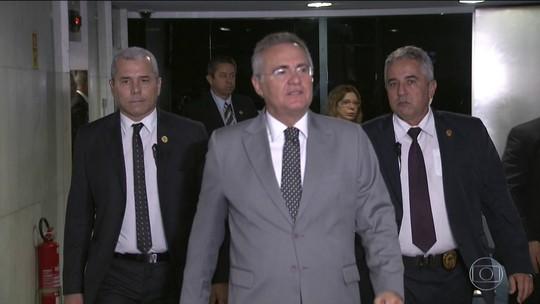 Renan Calheiros é denunciado pela primeira vez na Lava Jato