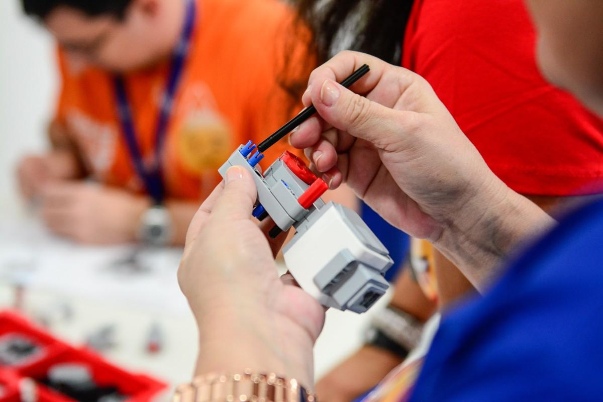 Abertas inscrições para curso de Robótica Educacional em Boa Vista