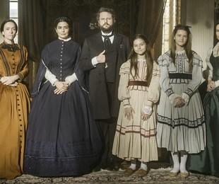 """A mudança de fase de """"Nos tempos do Imperador"""" está prevista para ir ao ar nesta segunda-feira. Confira os detalhes a seguir:    TV Globo"""