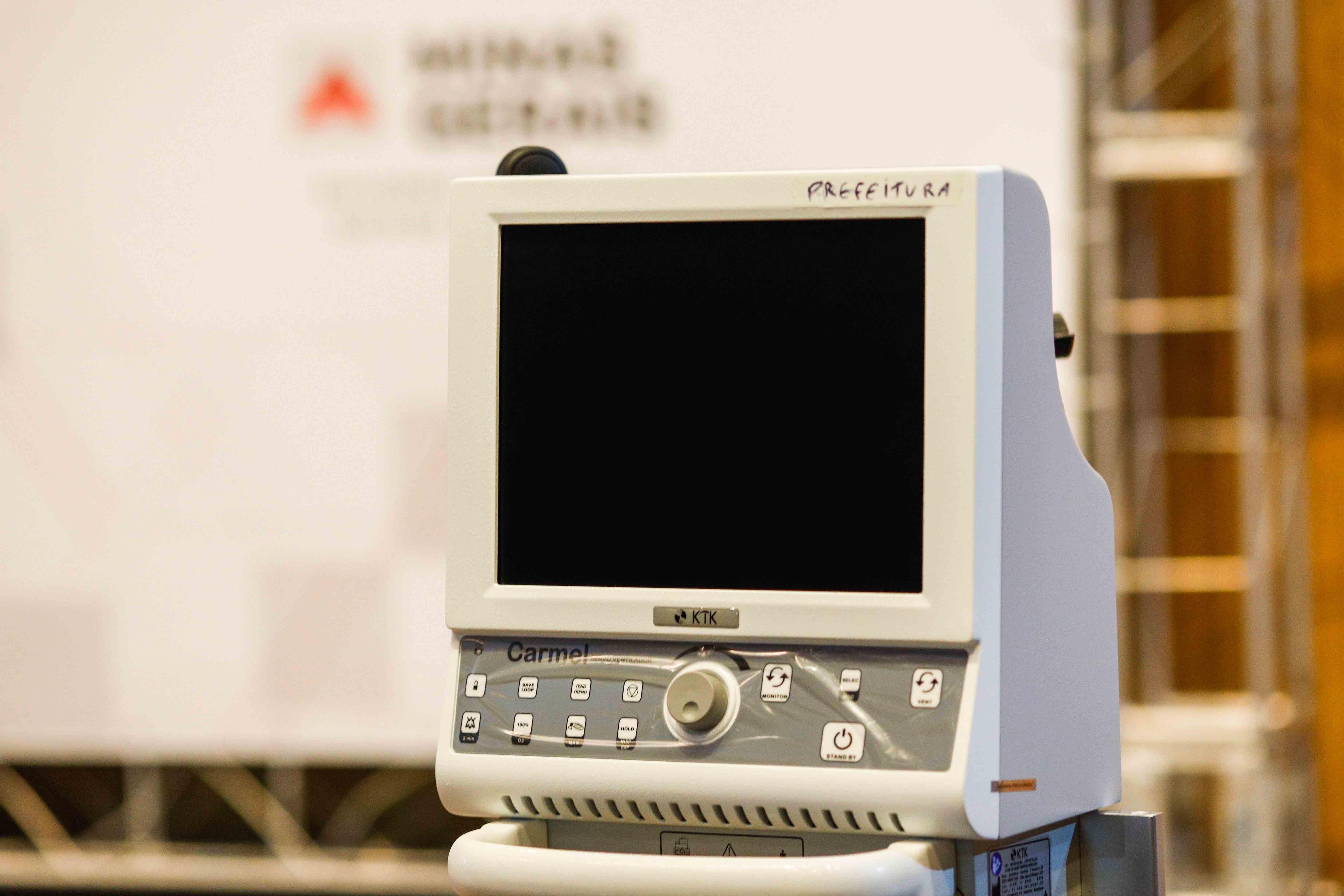 Controladoria-Geral de MG identifica irregularidades nas compras de respiradores e de testes para Covid