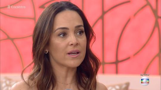 Gabriela Duarte repudia violência contra mulher: 'Mulheres têm que se unir'