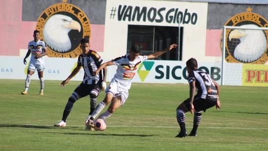 Foto: (Zé Bernardo/Globo FC)