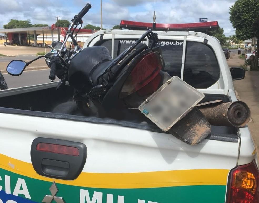 -  Polícia Militar tem registrado diversas ocorrências de motos recuperedadas em Porto Velho  Foto: Foto ilustrativa/ Jean Lemos/Arquivo Pessoal
