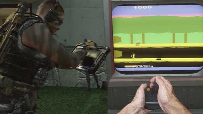 Pitfall em Call of Duty (Foto: Reprodução/Gaming News)