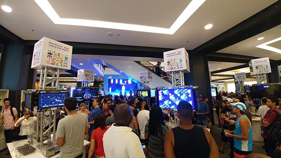 Museu do Videogame Itinerante chega ao Rio de Janeiro (Foto: Divulgação/Museu do Video Game Itinerante)