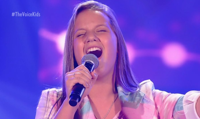 The Voice Kids Participantes Encantam No Segundo Dia De