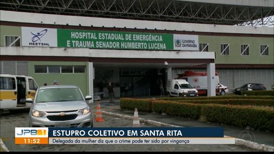 Mulher de 21 anos é estuprada por cinco homens em matadouro da cidade de Santa Rita
