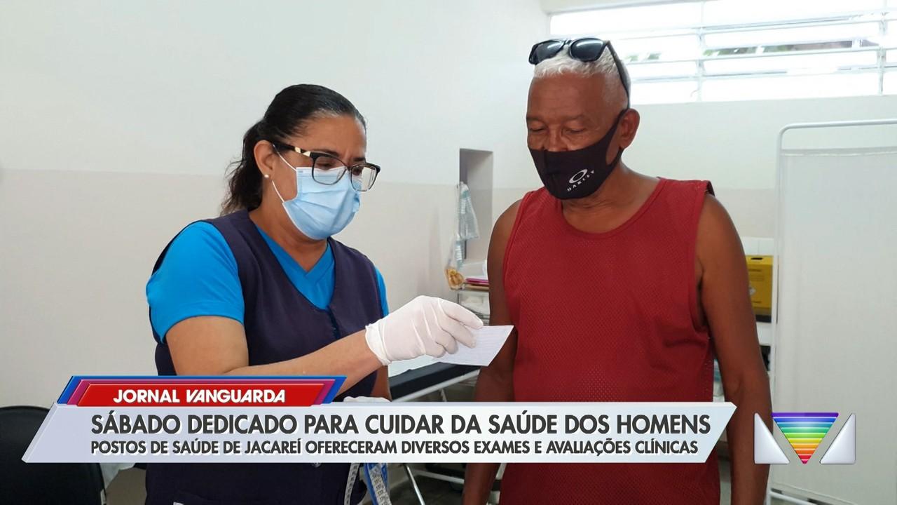 UBSs de Jacareí fazem ação por Novembro Azul