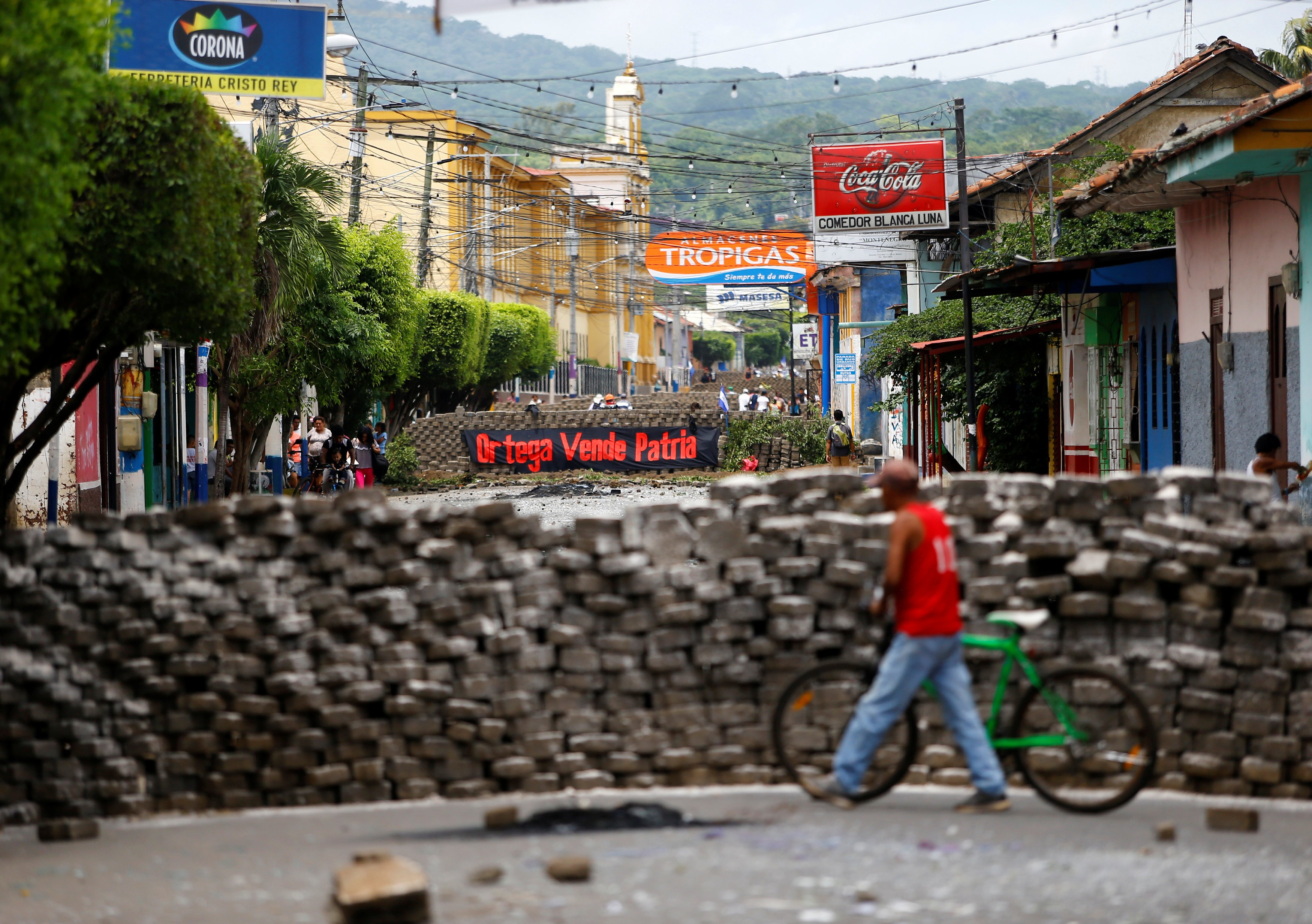 MUNDO – Ofensiva de Ortega contra protestos deixa 10 mortos na Nicarágua