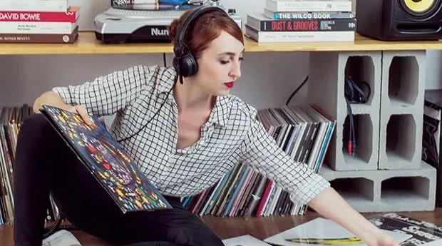 Juli Baldi, da Bananas Music Branding: pioneira em curadoria musical para clientes corporativos (Foto: Julia Rodrigues)