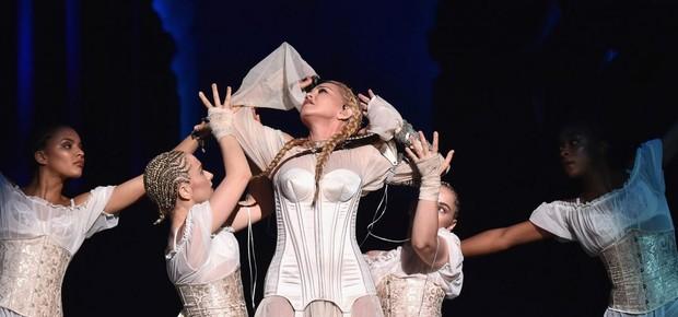 Madonna no Met Gala 2018 (Foto: reprodução)