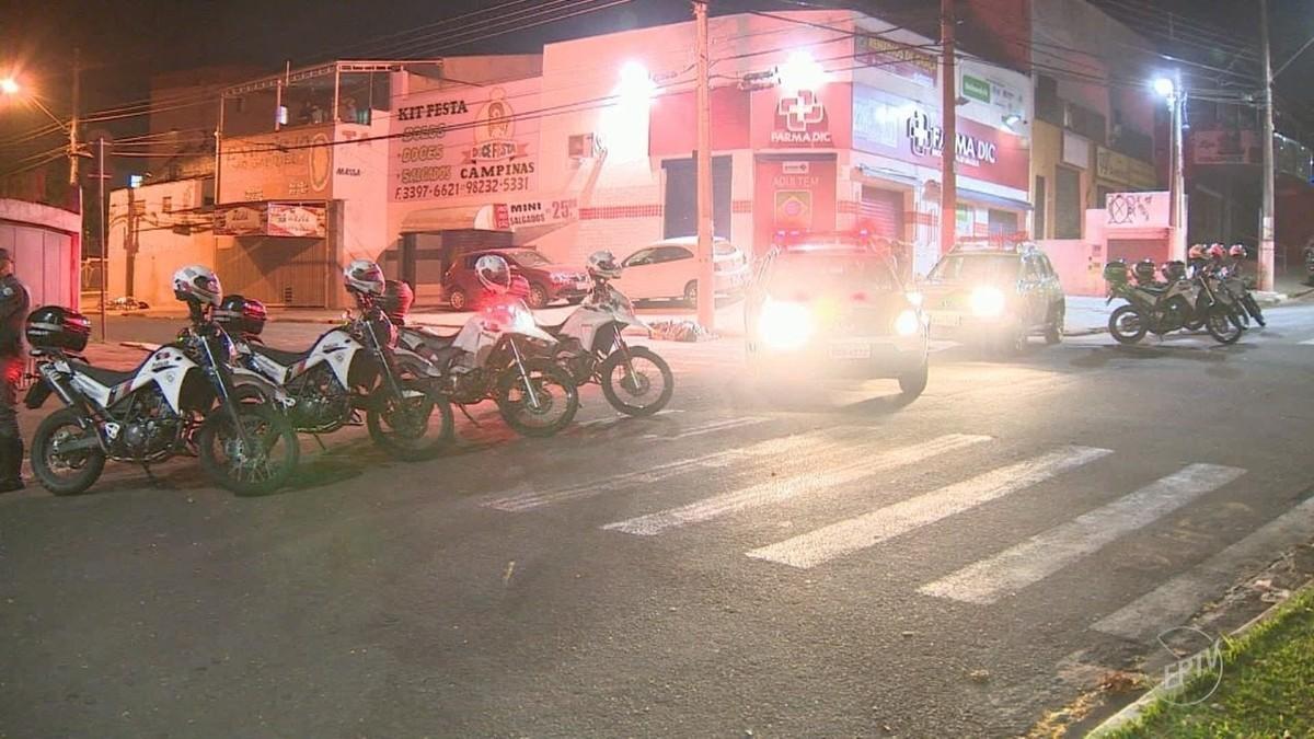 Tentativa de assalto termina com troca de tiros e dois suspeitos mortos em Campinas