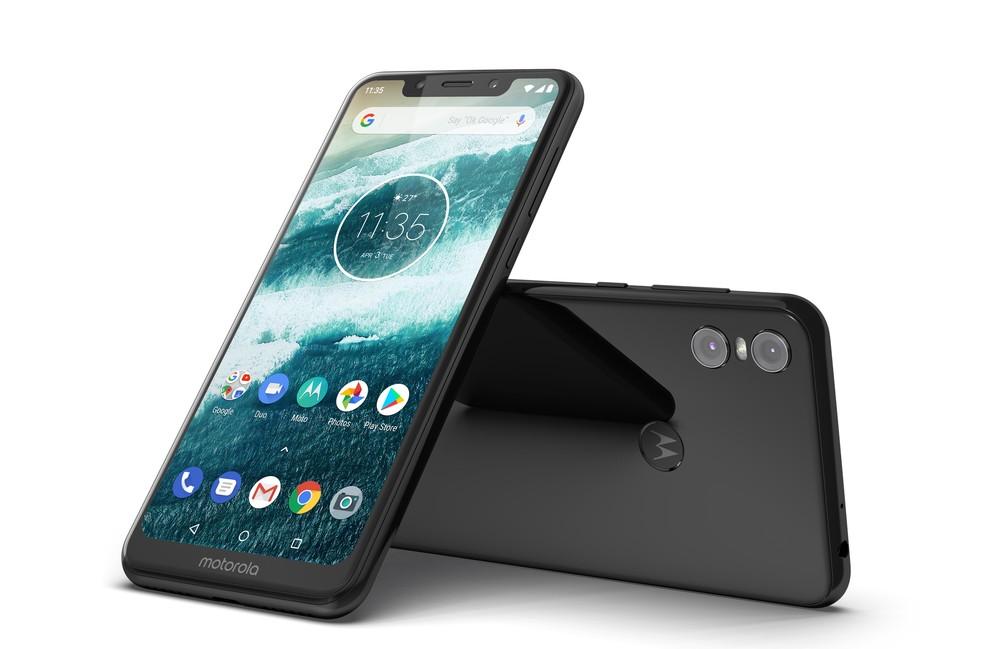 Motorola One — Foto: Motorola/Divulgação
