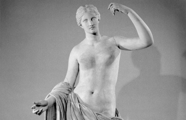 Vênus de Townley já foi restaurada desde o incidente, em dezembro passado (Foto: BBC/British Museum )