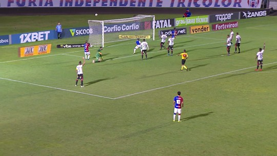Terceira melhor defesa e sexto pior ataque, Paraná luta contra os números na reta final