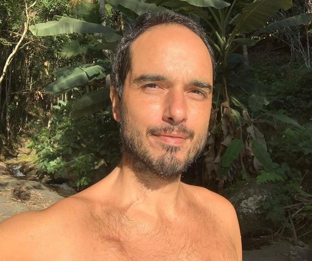 O ator Leonardo Rosa (Foto: Reprodução Instagram)