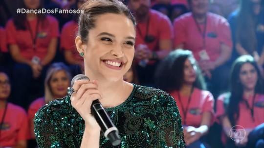 Juliana Paiva comenta experiências como jurada e dançarina no 'Dança dos Famosos'