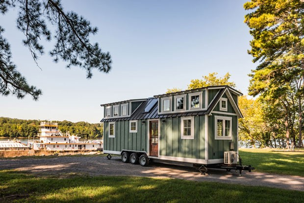 As casas da Timbercraft Tiny Homes contemplam os costumes da geração
