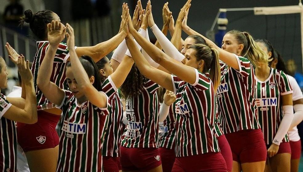 Fluminense vence na estreia (Foto: Divulgação)