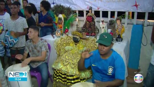 Festival une cultura e religião para celebrar aniversário do maracatu de baque virado mais antigo do Recife