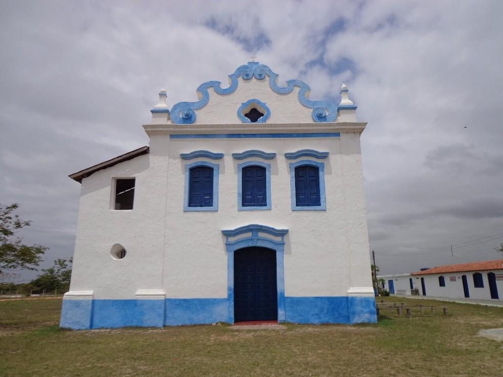 Santuário das Neves — Foto: Divulgação