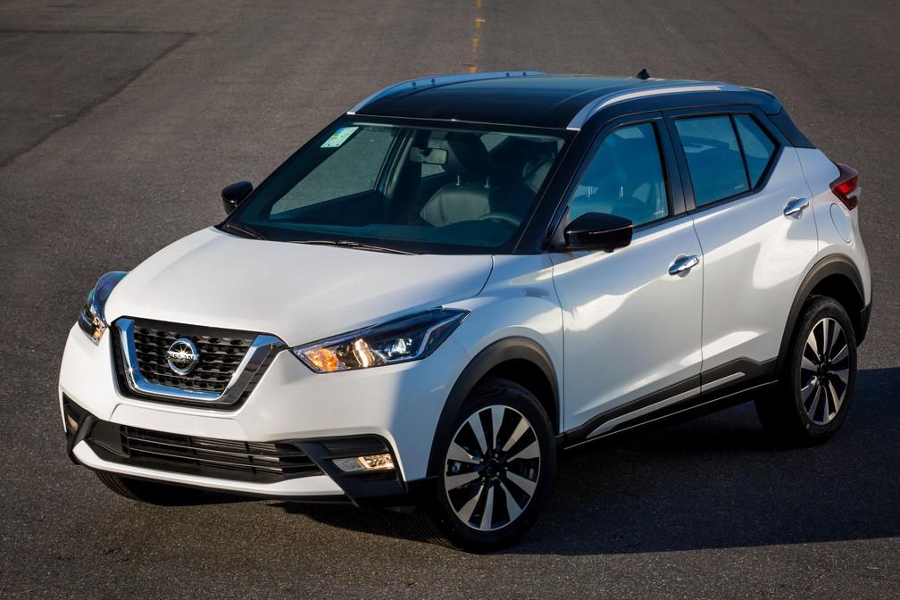 Nissan Kicks ganha piloto automático na linha 2020 e parte ...