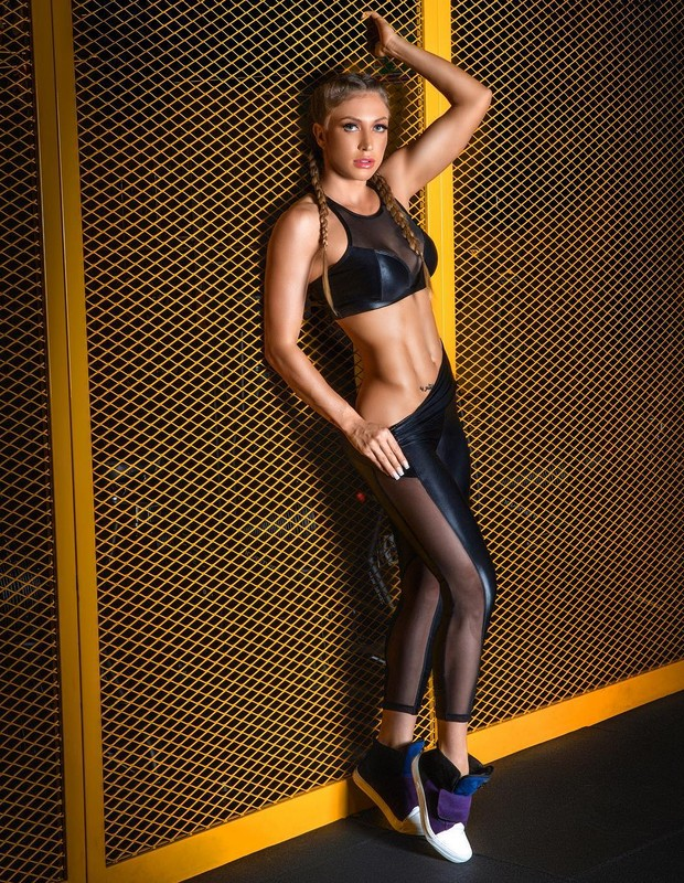 Jéssica Rodrigues (Foto: Reprodução/Instagram)
