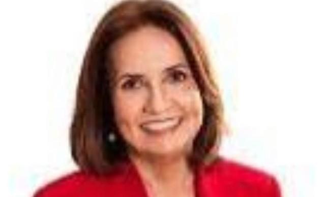 Martha Rocha é vítima de fake news.  Justiça Eleitoral  determina que Facebook tire posts do ar