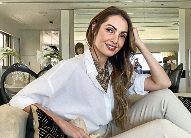 Patrícia Poeta fala sobre mudanças que viveu depois de