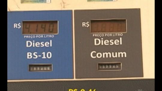 Postos de Altamira e Paragominas reduzem preço do diesel em R$ 0,46; já em Marabá e Parauapebas não há redução