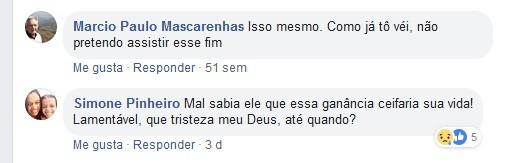 Márcio Mascarenhas fez publicação sobre mineradora há um ano (Foto: Reprodução / Facebook)