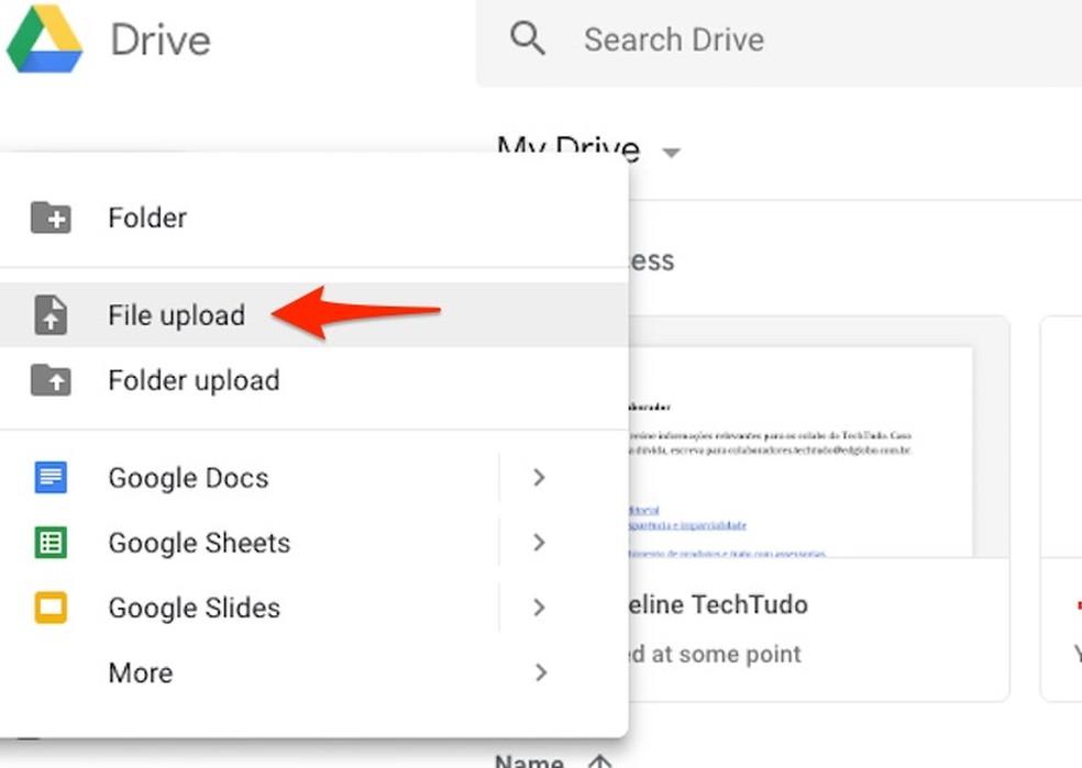 pdf expert and google drive