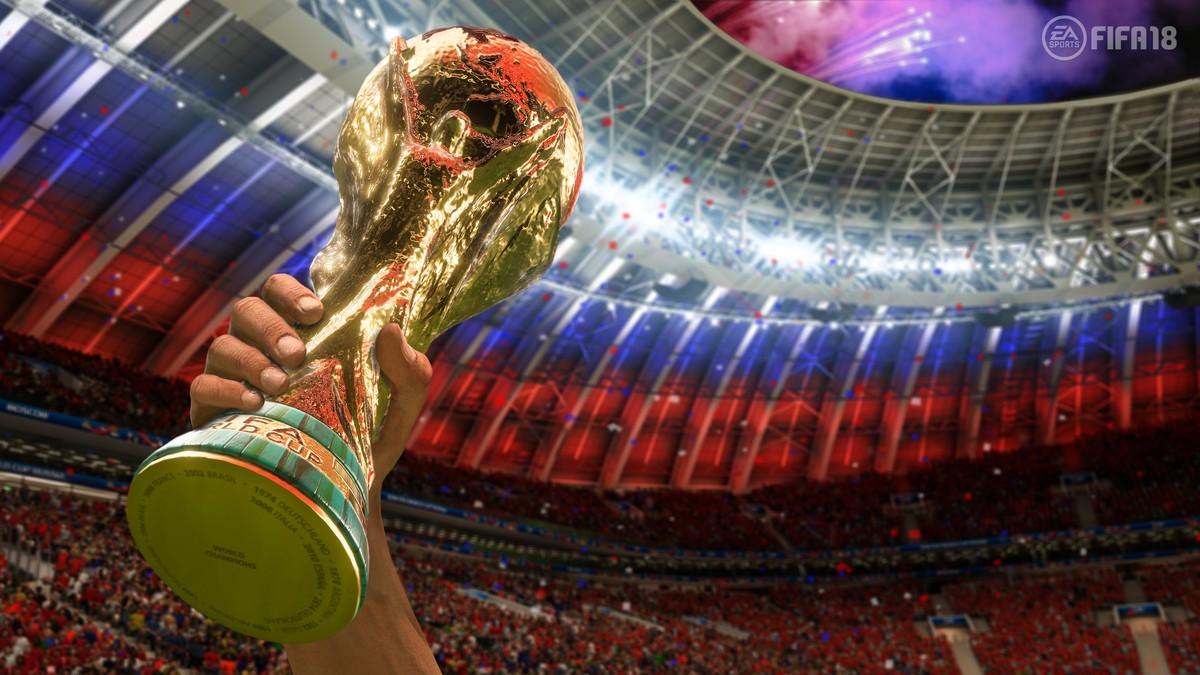 Simulação do FIFA 18 acerta previsão de eliminação do Brasil para a Bélgica   2e735daf79b29