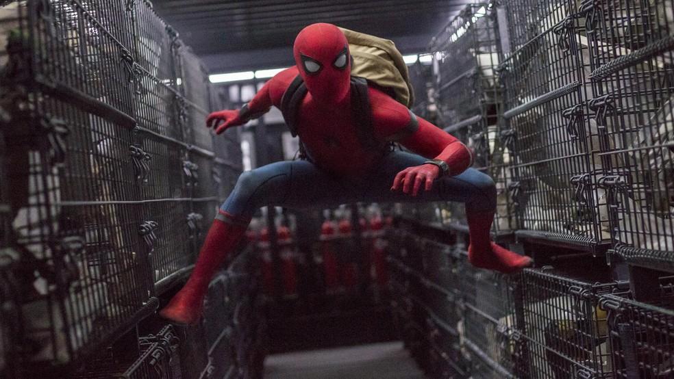 'Homem-Aranha: De volta ao lar' está entre as novidades da Netflix em julho — Foto: Divulgação/Netflix