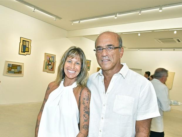Adriane Scarpi e Rubens Ianelli (Foto: Juan Guerra/ Divulgação )