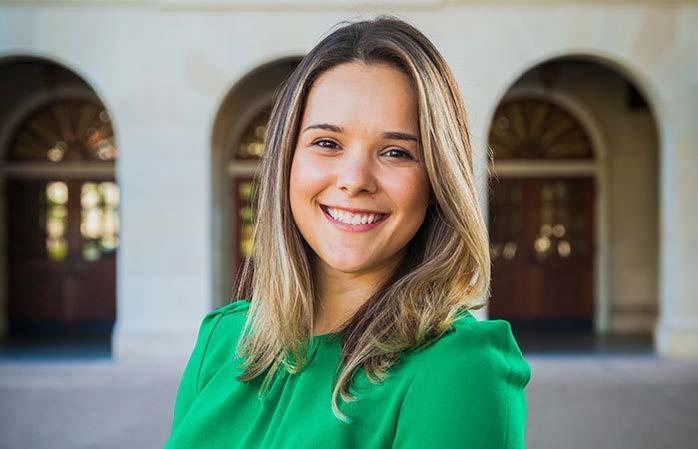 Thalita Gelenske, CEO e Fundadora da Blend Edu (Foto: Divulgação)