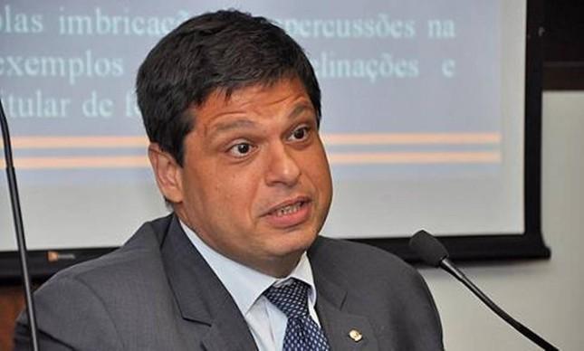 O ex-procurador Marcelo Miller   (Foto:  Divulgação / MP-MG   )