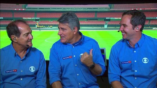 """Muricy elogia atuação do São Paulo na vitória contra o Ituano: """"Melhor jogo do time no ano"""""""